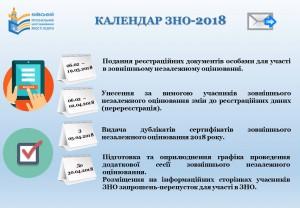 календар-2018